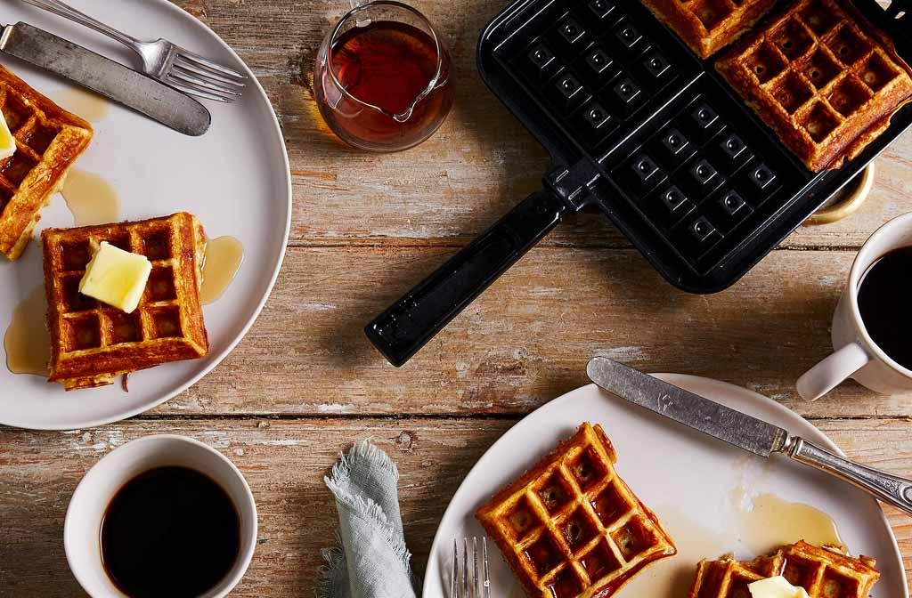 Beste wafelijzers van 2019 om thuis wafels te bakken