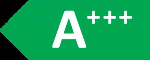 A+++ energielabel