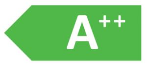 A++ energielabel