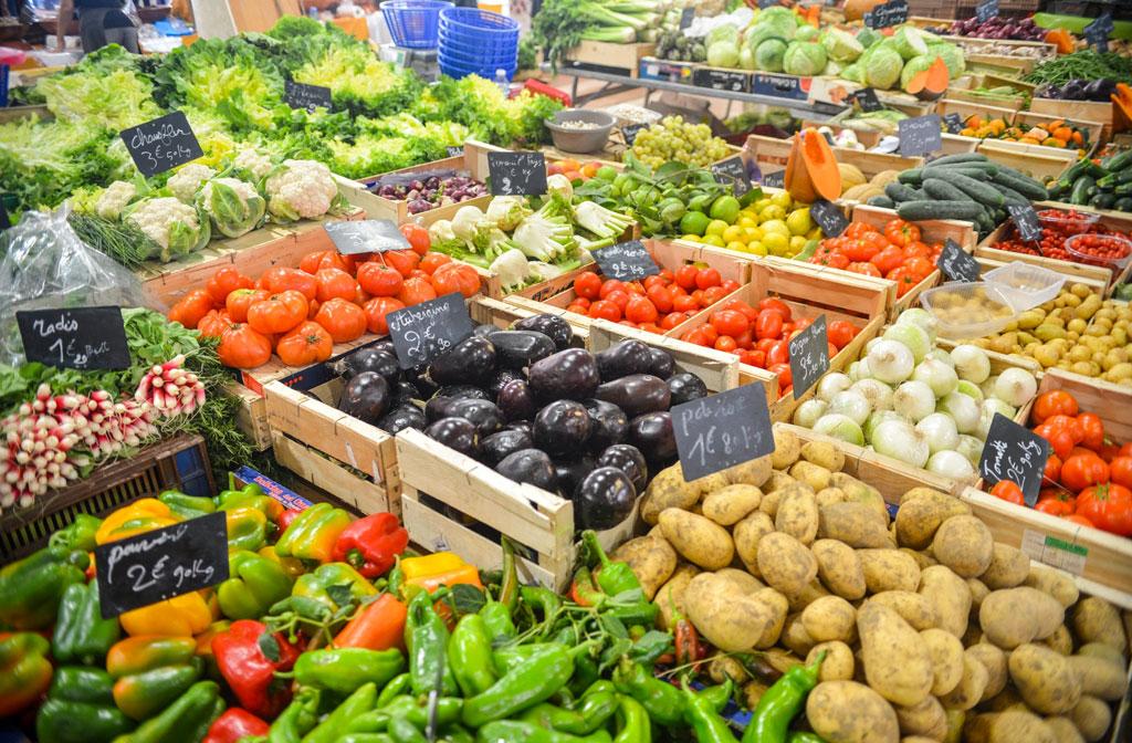 Welke groenten kan ik stomen