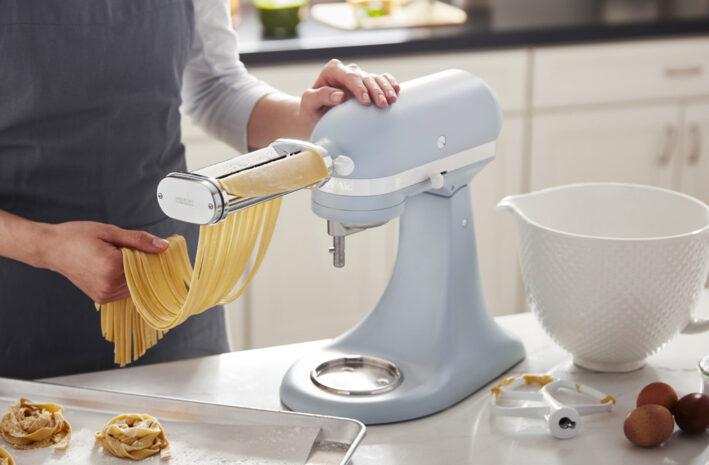 Beste keukenmachines van Bosch, KitchenAid en Kenwood