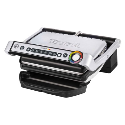 Tefal OptiGrill GC702D is de beste koop contactgrill