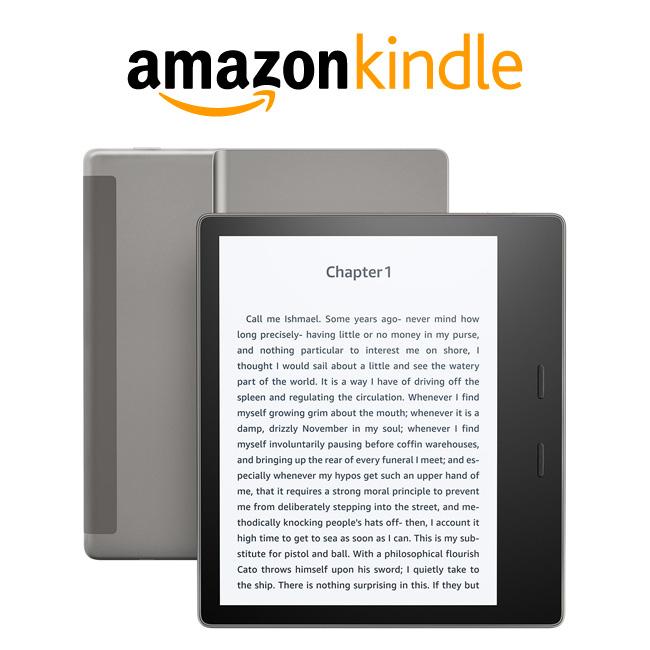 Amazon Kindle eReaders