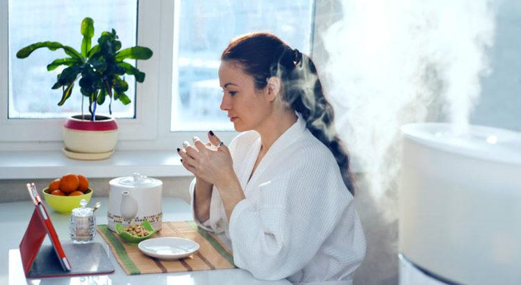 Voordelen van een luchtbevochtiger in de winter