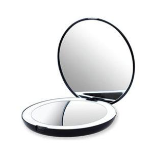 Melodii Compacte Make-up spiegel met verlichting