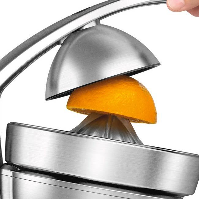 Kracht van een citruspers