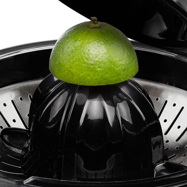 Perskegel van een citruspers
