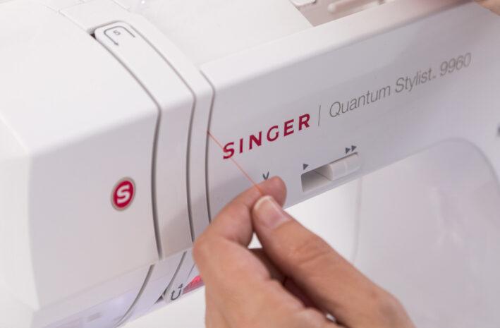 Beste naaimachine van o.a. Singer