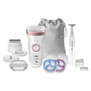 Braun Silk-epil 9-9-980 SkinSpa SensoSmart is de beste all-round epilator