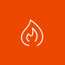 Koekenpan voor aardgas fornuis