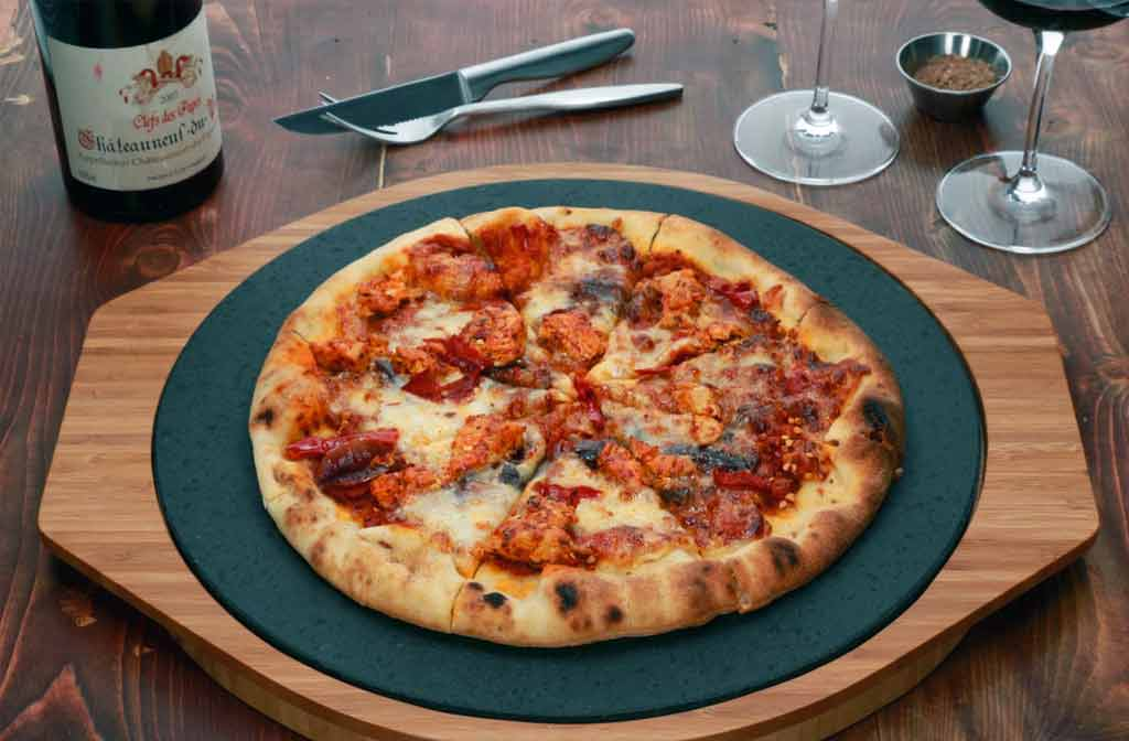 Pizzastenen