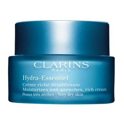 Clarins Hydra Essentiel Rich Cream is de beste dagcreme voor een droge huid