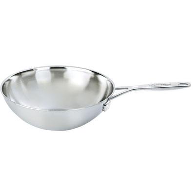De Demeyere Wokpan is de beste luxe wokpan voor inductie