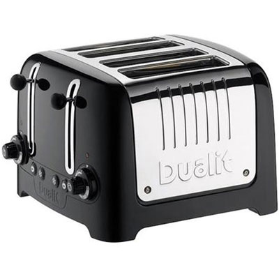 Dualit Toaster Lite Zwart