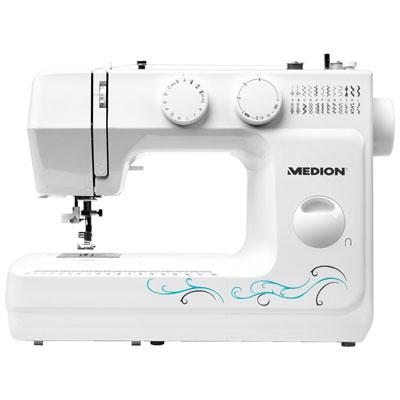 Medion MD18205 is een betaalbare naaimachine
