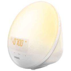 Uitgebreide wake-up lights met meerdere kleuren en touch control