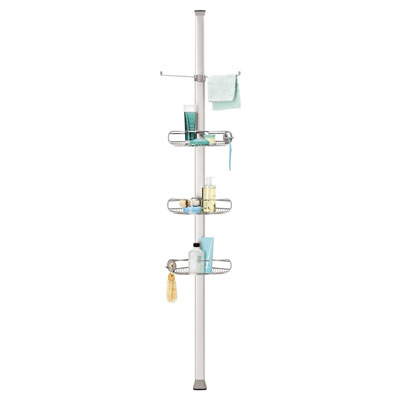 Simple Human Tension Shower Caddy rvs mandjes