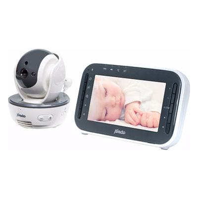 Alecto DVM 200 is de beste babyfoon met een beweegbare camera