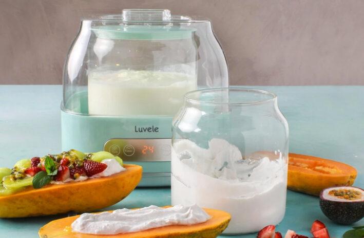 Beste yoghurtmakers om thuis zelf yoghurt te maken