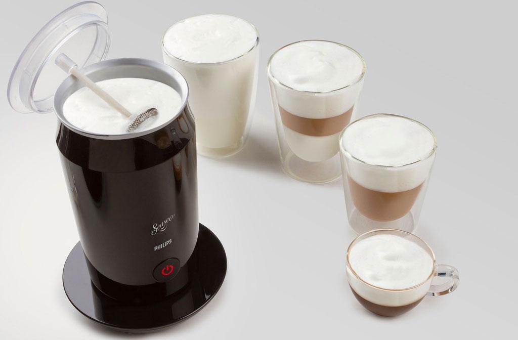 Beste melkschuimers