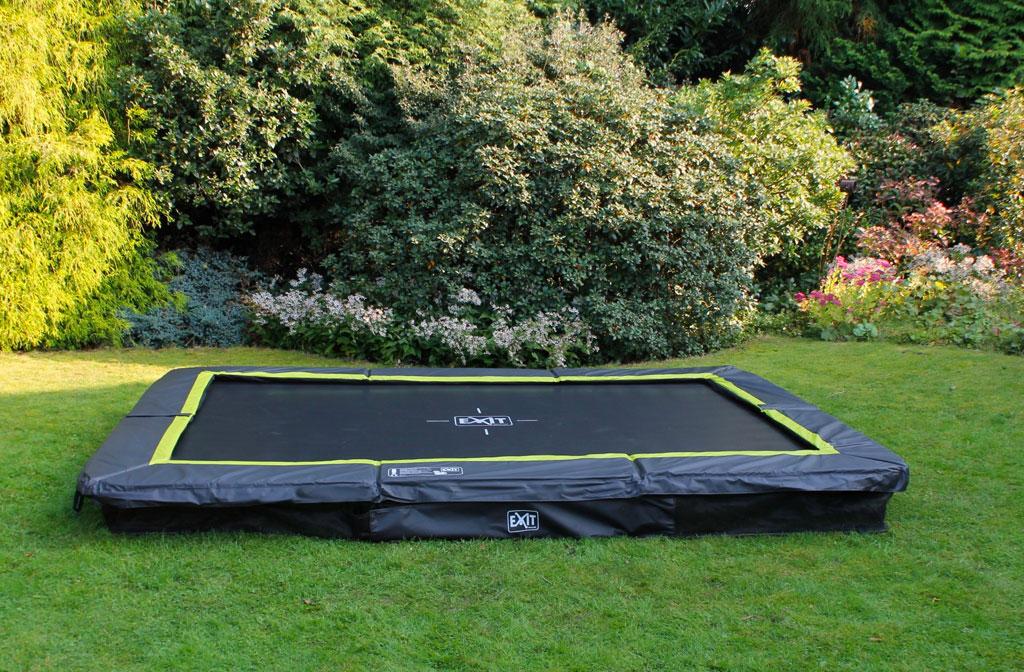 Beste trampolines