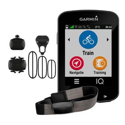 Garmin Edge 820 Fietsnavigatie Bundel