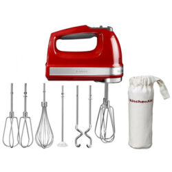 KitchenAid 5KHM9212EER is de beste high-end handmixer