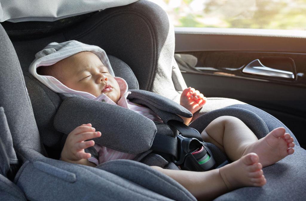 Beste autostoeltjes voor baby's, peuters en kinderen