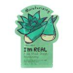 Gevoelige Huid: TonyMoly I'm Real Aloe Vera Sheet Mask