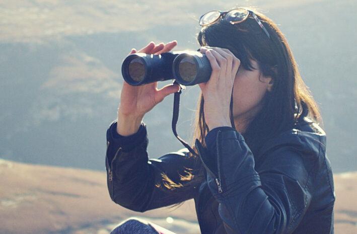 Beste verrekijkers voor beginners, amateurs, kinderen en professionals