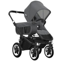 De Bugaboo Donkey Money Kinderwagen is perfect voor gezinnen met gezinsuitbreiding
