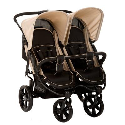 Hauck Roadster Duo SLX Kinderwagen voor tweelingen
