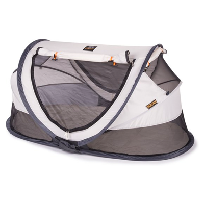 Deryan Peuter luxe campingbedje