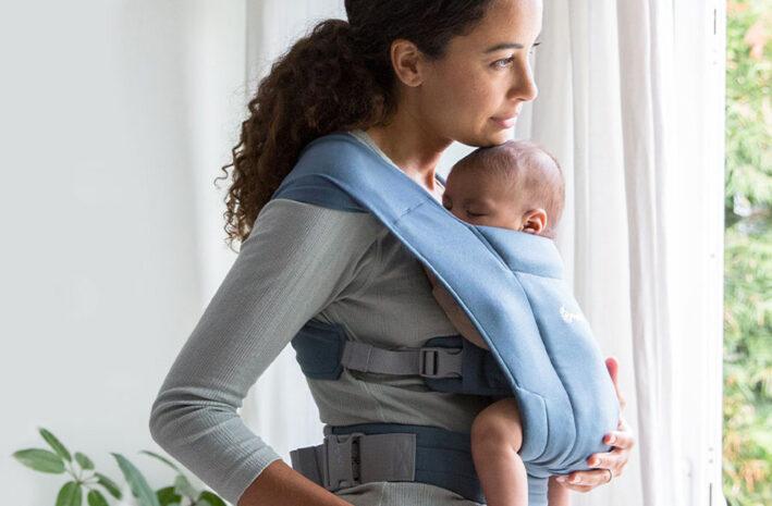 De beste ergonomische draagzak voor baby's en peuters