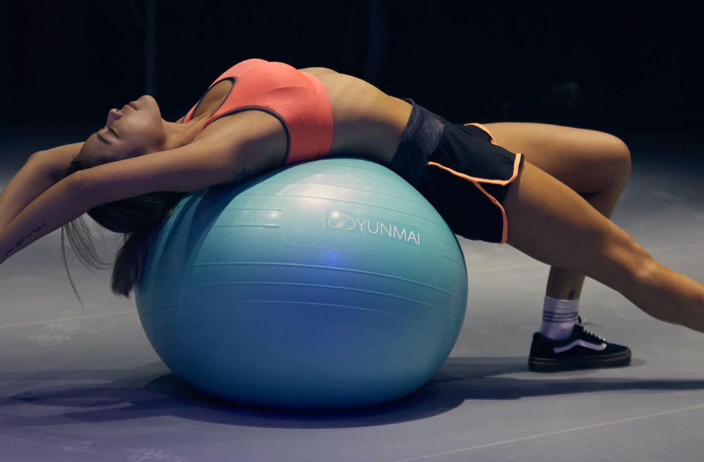 De beste fitnessballen voor thuis