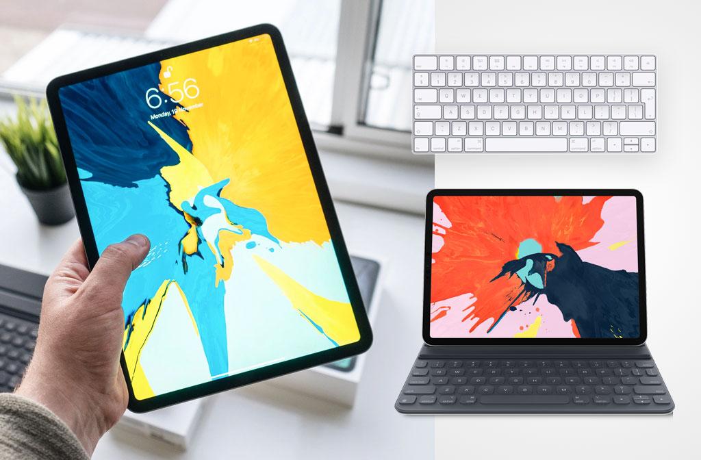 Toetsenbord voor iPad
