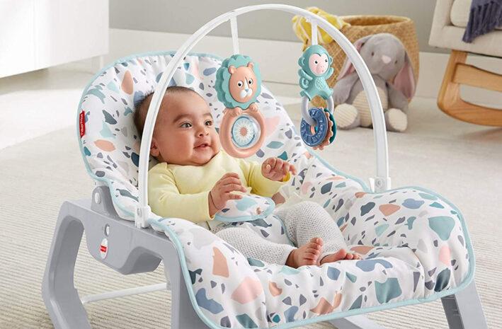 Beste en leukste wipstoeltje voor baby's en kinderen