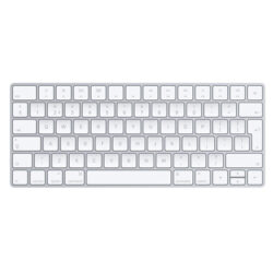 Draadloos Apple Magic QWERTY toetsenbord met bluetooth 4.0