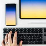 Draadloos toetsenbord voor iPad en iPadOS
