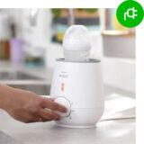 Elektrische flessenwarmer