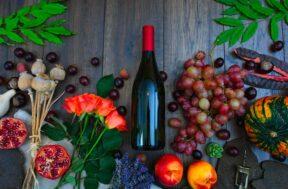 Rode wijnen rund en kalfsvlees
