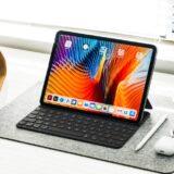 iPad hoes met een ingebouwd toetsenbord