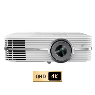 Optoma UHD300X 4K Beamer review
