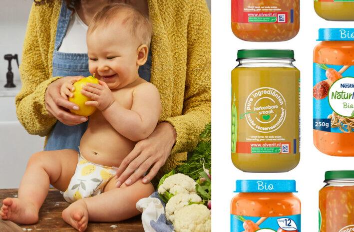 Beste babyvoeding voor 4, 6 en 12 maanden