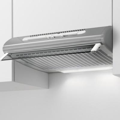 Onderbouw afzuigkap worden gemonteerd in of onder een keukenkastje