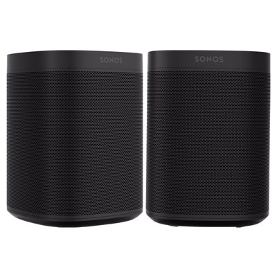 Sonos One Duo Pack review