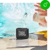 Waterdichte bluetooth speakers met IPX rating zijn waterbestendig