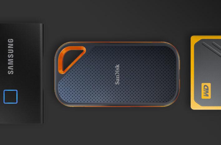 Beste externe SSD voor thuiswerken en onderweg