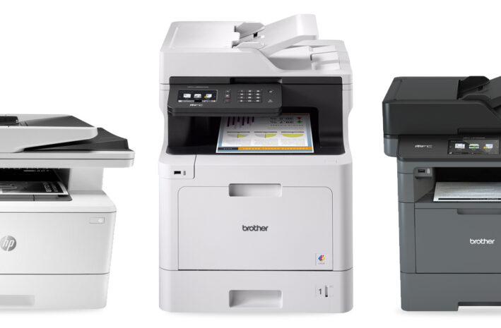 Beste laserprinters test