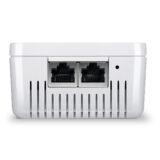 Geintegreerde netwerk switch powerline